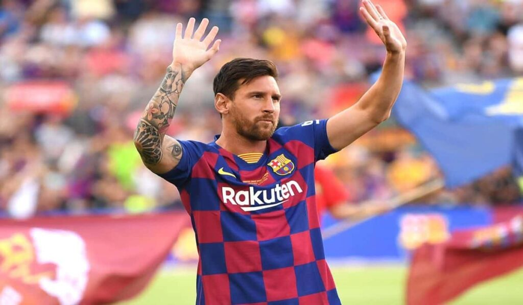 Lionel Messi Officially Leaves Barcelona