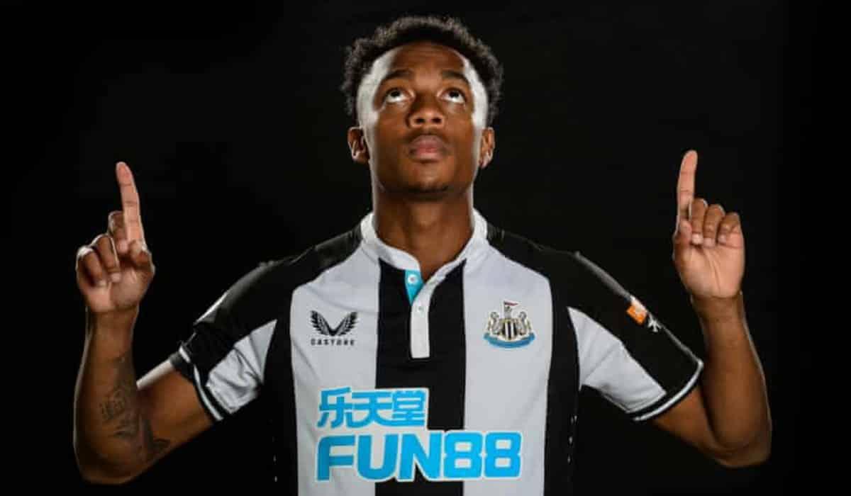 Joe Willock Moves To Newcastle