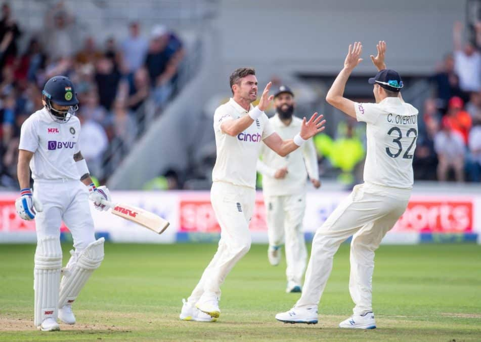 Bowlers Put England In Driving Seat At Headingley