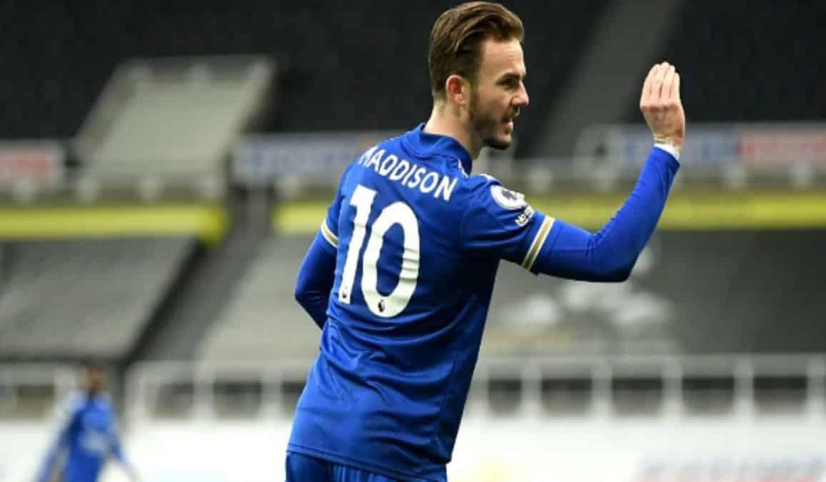 James Maddison To Arsenal Close