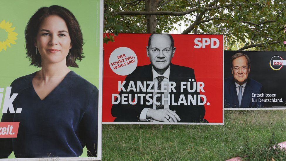 German elections 2021 The conspiracy theories targeting voters