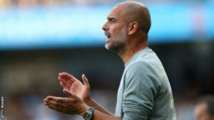 Pep Guardiola says becoming Manchester City's most successful manager will be 'an honour'